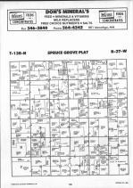 Spruce Grove T138N-R37W, Becker County 1992 Published by Farm and Home Publishers, LTD